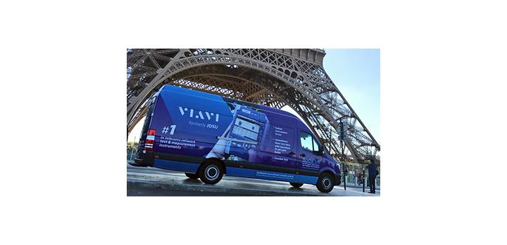 Illustration de VIAVI & le groupe Telenco : un partenariat durable aujourd'hui récompensé