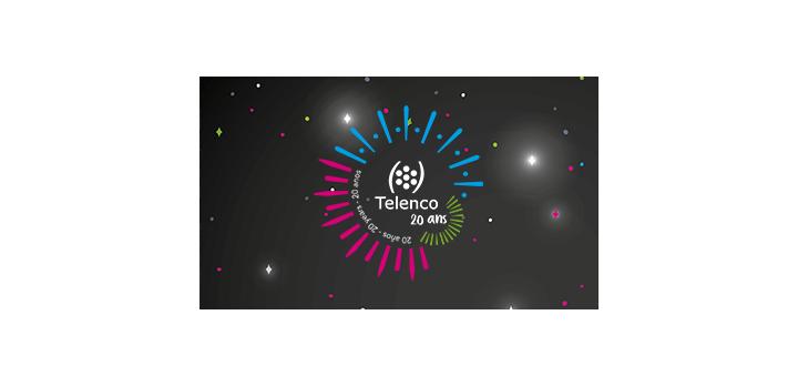 Illustration de Telenco Group celebrates its 20th anniversary !
