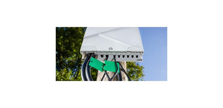 Illustration de Telenco networks présente sa nouvelle solution de distribution optique  : le PBO Eline® Outdoor