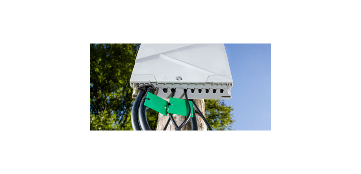 Illustration de Telenco networks introduces its new solution for outdoor FTTH networks: the PBO Eline® Outdoor