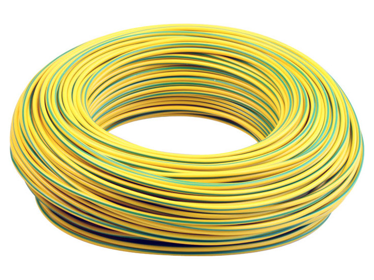Earthing cable for telecom infrastructures
