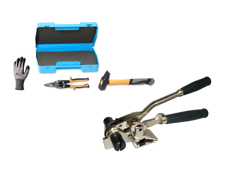 Banding tool set