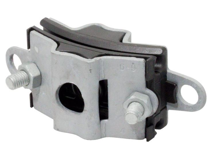 Dispositif de suspension pour câbles cuivre figure-8