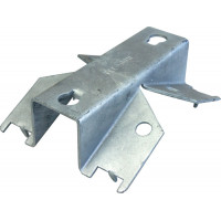 Cross-arm bracket for wooden pole CPB