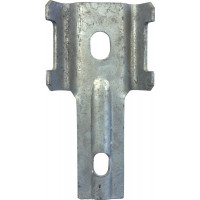 Cross-arm bracket for wooden pole 5/16