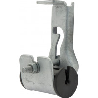 J hook cable clamp