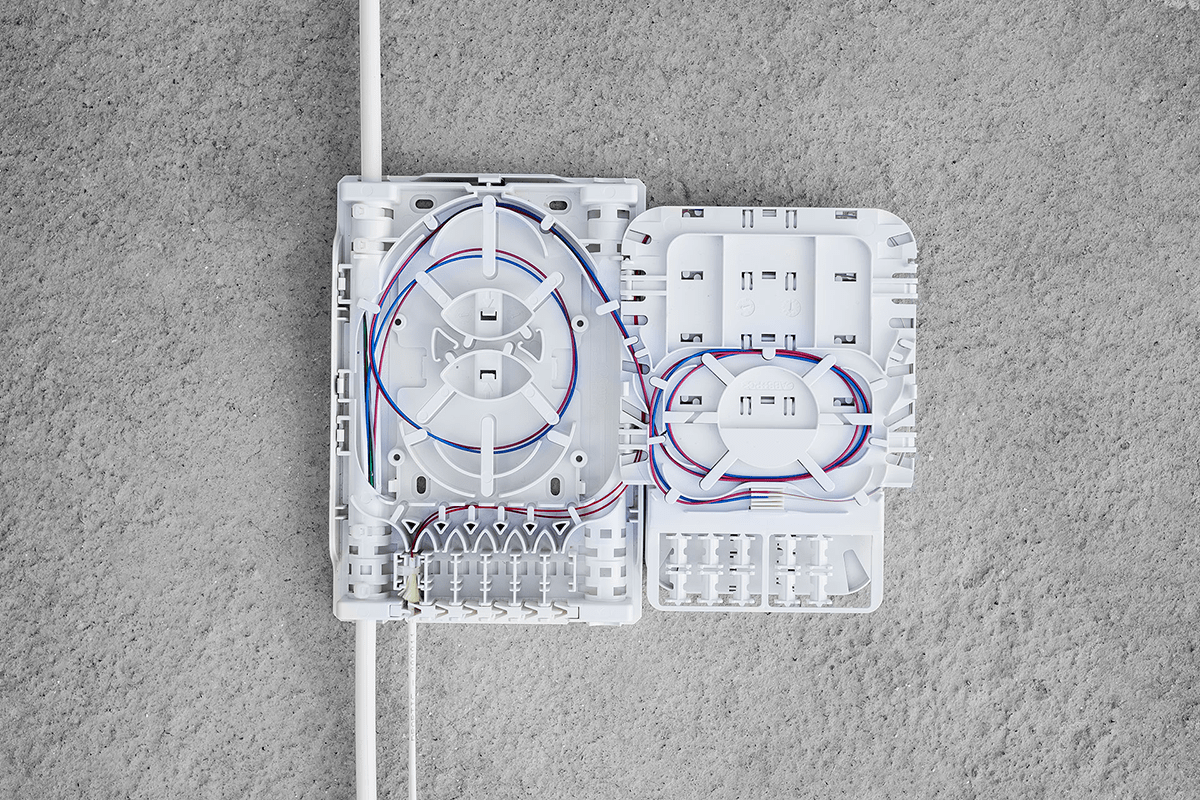 optical distribution box for FTTH rollouts